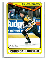 1990-91 O-Pee-Chee #528 Chris Dahlquist Mint