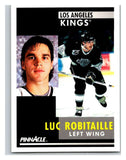1991-92 Pinnacle #17 Luc Robitaille Kings
