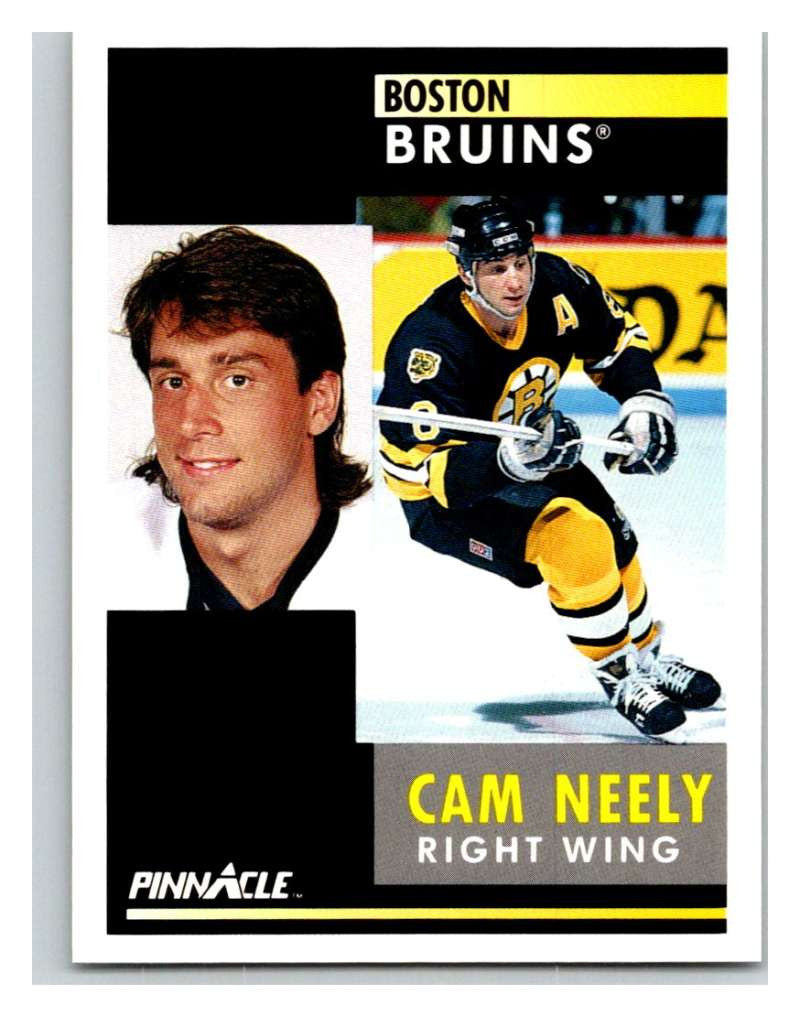 1991-92 Pinnacle #78 Cam Neely Bruins