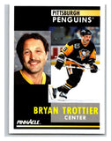 1991-92 Pinnacle #241 Bryan Trottier Penguins