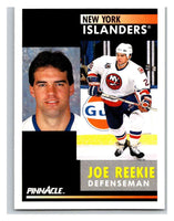 1991-92 Pinnacle #285 Joe Reekie NY Islanders