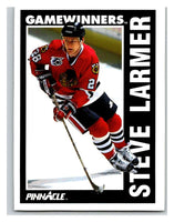 1991-92 Pinnacle #298 Steve Chiasson Red Wings