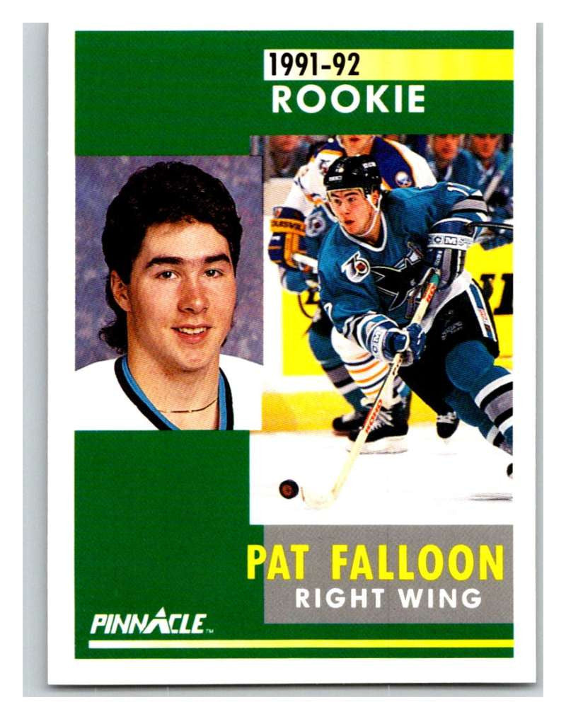 1991-92 Pinnacle #331 Pat Jablonski RC Rookie Blues