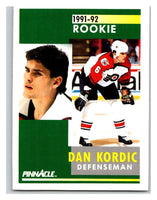 1991-92 Pinnacle #340 Valeri Kamensky RC Rookie Nordiques
