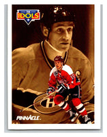 1991-92 Pinnacle #395 John Druce/Bob Gainey Capitals