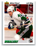 1991-92 Upper Deck #48 Michel Picard Mint RC Rookie