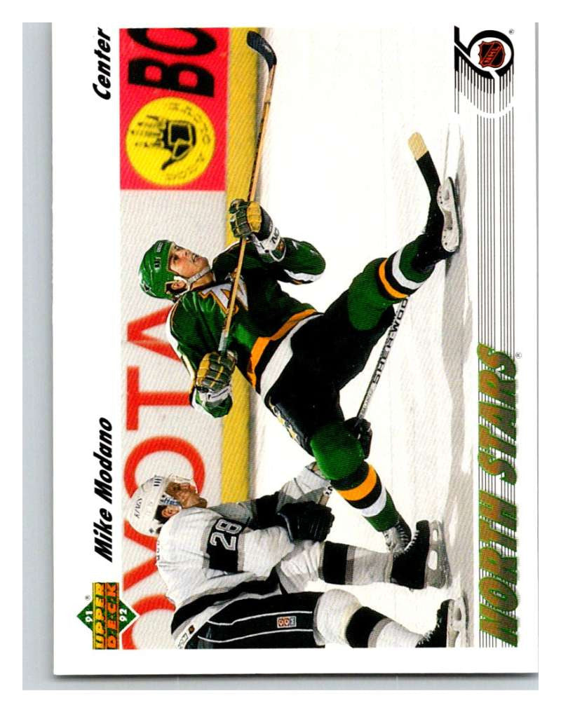 1991-92 Upper Deck #160 Mike Modano Mint