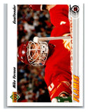 1991-92 Upper Deck #163 Mike Vernon Mint