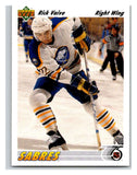 1991-92 Upper Deck #179 Rick Vaive Mint