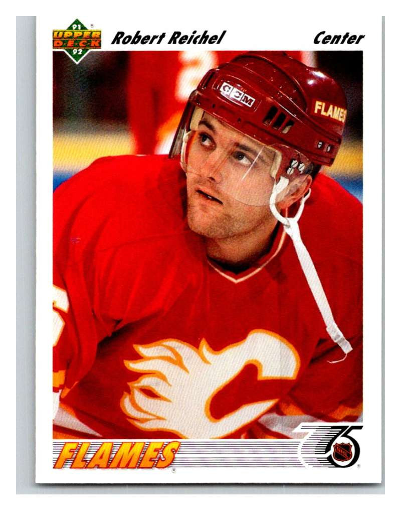 1991-92 Upper Deck #223 Robert Reichel Mint