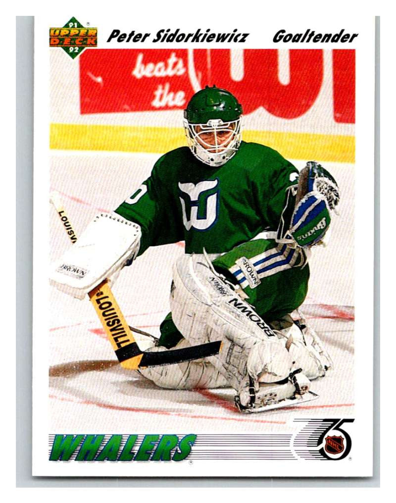 1991-92 Upper Deck #325 Peter Sidorkiewicz Mint