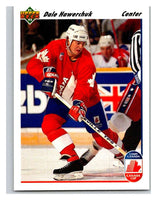 1991-92 Upper Deck #12 Dale Hawerchuk Mint
