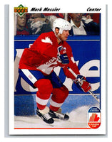 1991-92 Upper Deck #14 Mark Messier Mint
