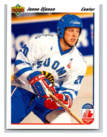 1991-92 Upper Deck #25 Janne Ojanen Mint