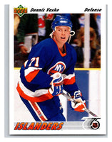 1991-92 Upper Deck #49 Dennis Vaske Mint