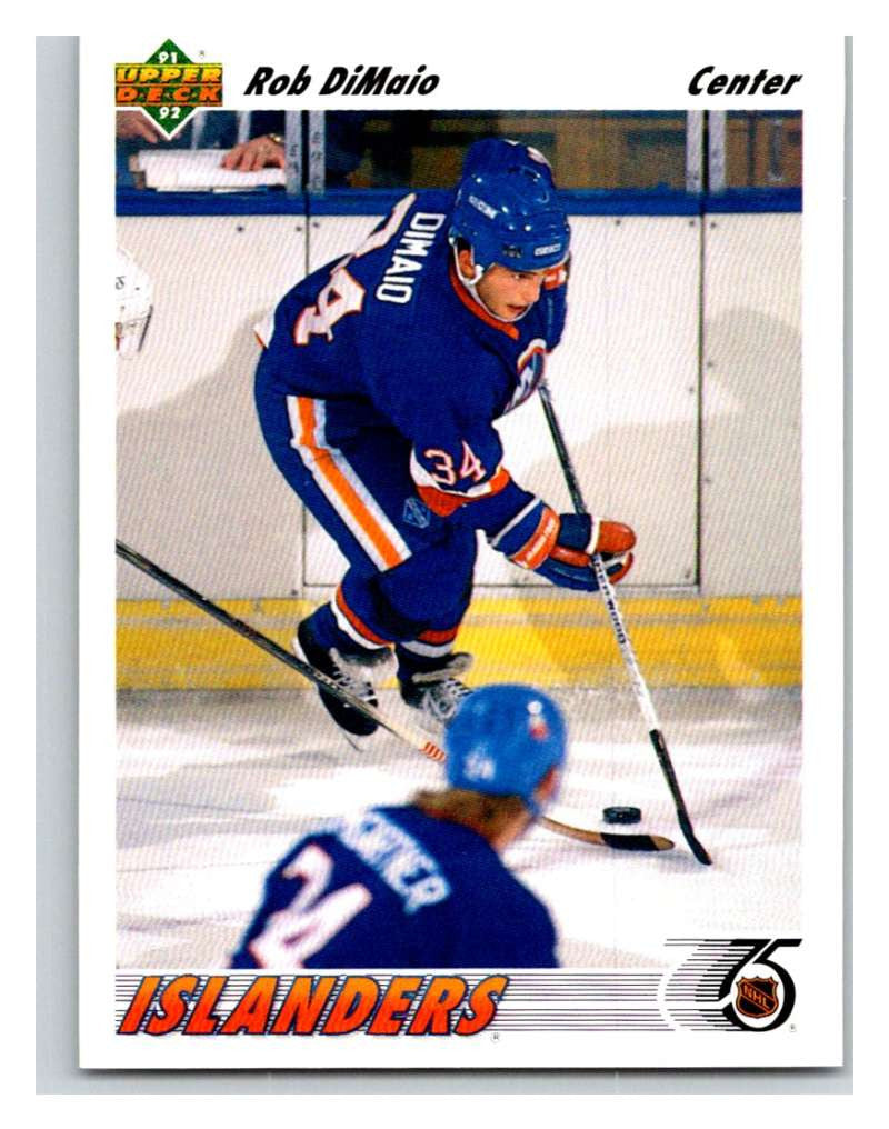 1991-92 Upper Deck #481 Rob DiMaio Mint