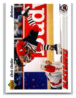 1991-92 Upper Deck #354 Chris Chelios Mint