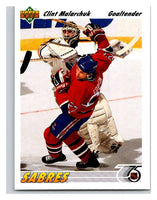 1991-92 Upper Deck #368 Clint Malarchuk Mint