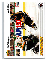 1991-92 Upper Deck #398 Phil Bourque Mint