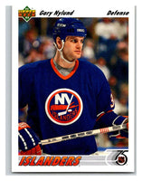 1991-92 Upper Deck #406 Gary Nylund Mint