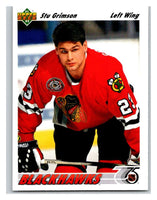 1991-92 Upper Deck #416 Stu Grimson Mint RC Rookie