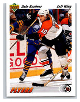 1991-92 Upper Deck #429 Dale Kushner Mint