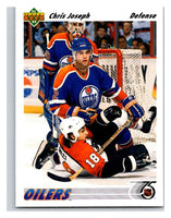 1991-92 Upper Deck #436 Chris Joseph Mint