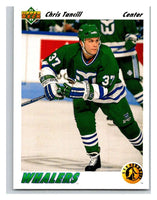 1991-92 Upper Deck #455 Chris Tancill Mint RC Rookie