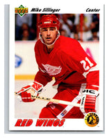 1991-92 Upper Deck #457 Mike Sillinger Mint