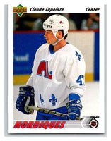 1991-92 Upper Deck #488 Claude Lapointe Mint RC Rookie