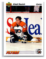 1991-92 Upper Deck #492 Kimbi Daniels Mint