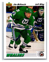 1991-92 Upper Deck #494 Jim McKenzie Mint