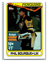 1990-91 Topps #41 Phil Bourque Mint