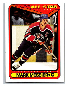 1990-91 Topps #193 Mark Messier Mint