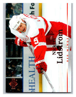 2007-08 Upper Deck #1 Nicklas Lidstrom Red Wings