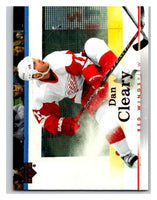 2007-08 Upper Deck #2 Dan Cleary Red Wings