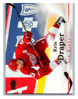 2007-08 Upper Deck #3 Kris Draper Red Wings