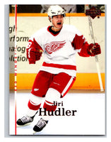2007-08 Upper Deck #6 Jiri Hudler Red Wings