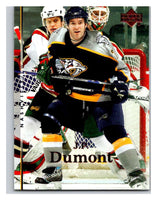 2007-08 Upper Deck #8 J.P. Dumont Predators