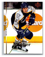 2007-08 Upper Deck #10 Shea Weber Predators