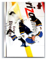 2007-08 Upper Deck #17 Eric Brewer Blues