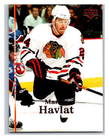 2007-08 Upper Deck #26 Martin Havlat Blackhawks