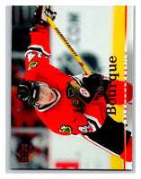 2007-08 Upper Deck #27 Rene Bourque Blackhawks