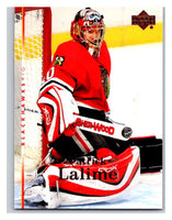2007-08 Upper Deck #28 Patrick Lalime Blackhawks