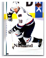 2007-08 Upper Deck #33 Markus Naslund Canucks