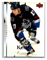 2007-08 Upper Deck #34 Ryan Kesler Canucks