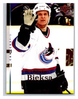 2007-08 Upper Deck #36 Kevin Bieksa Canucks
