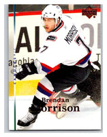 2007-08 Upper Deck #38 Brendan Morrison Canucks
