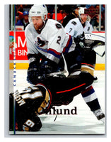 2007-08 Upper Deck #39 Mattias Ohlund Canucks