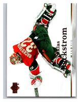 2007-08 Upper Deck #43 Niklas Backstrom Wild